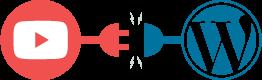 Youtube Videos To WordPress Posts Logo